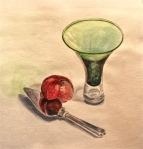 Watercolor Still Life Study