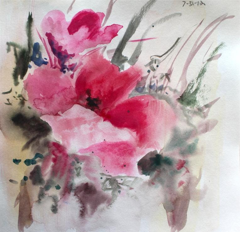 Expressive Flower