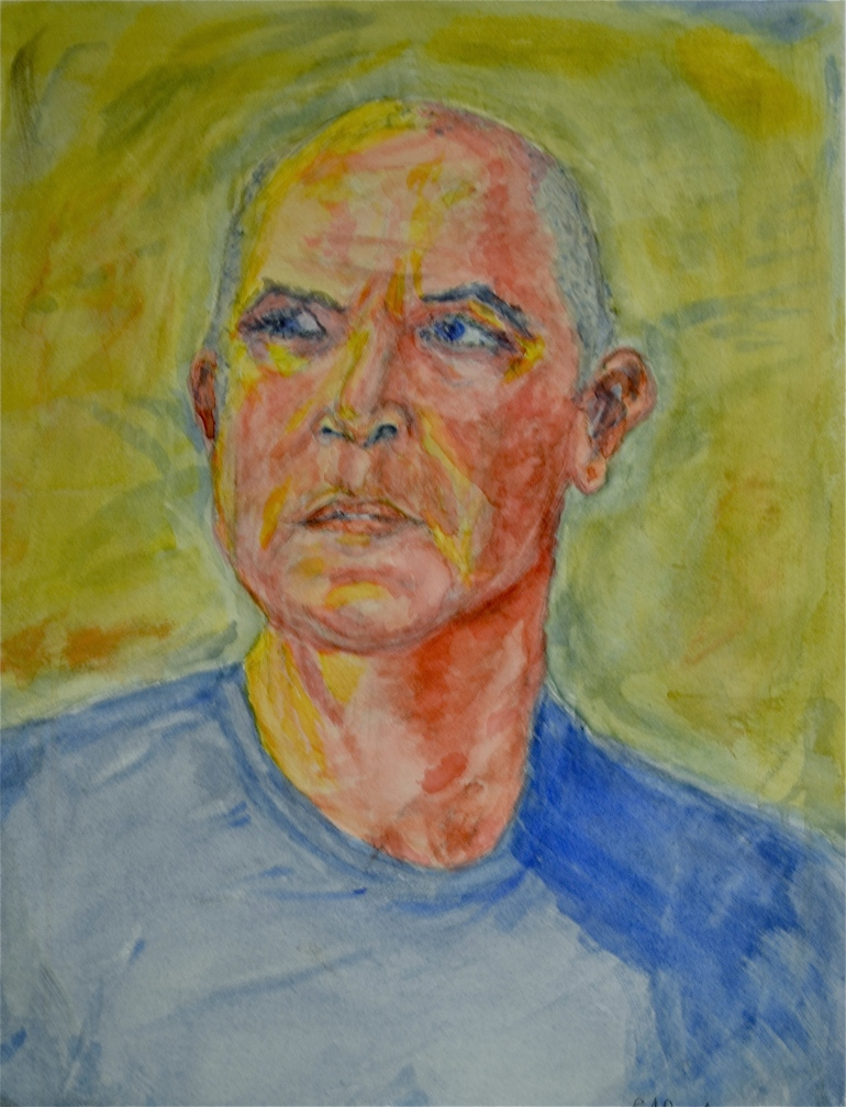 Bob Donovan, Self-Portrait