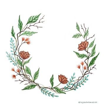 Floral Laurel